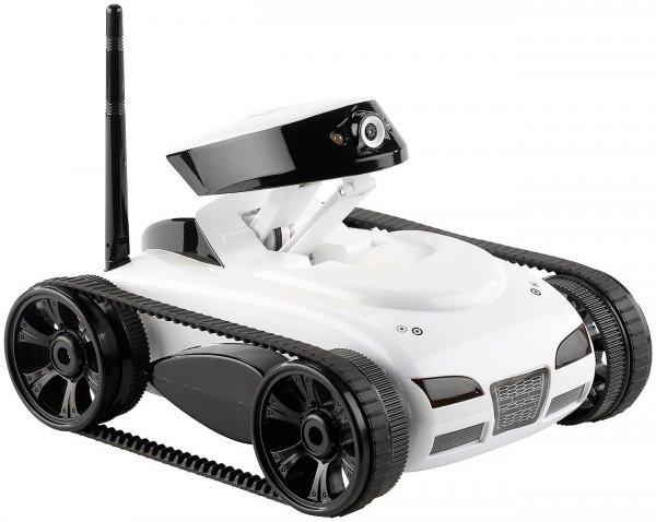 Simulus WLAN-remote FPV-Kamera Auto WLC-240 für iPad/iPhone über Amazon@Pearl 81,85€