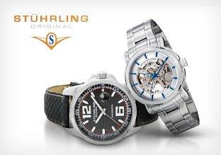 Stührling Original Herren Armbanduhr ab 109€ [stark reduziert]