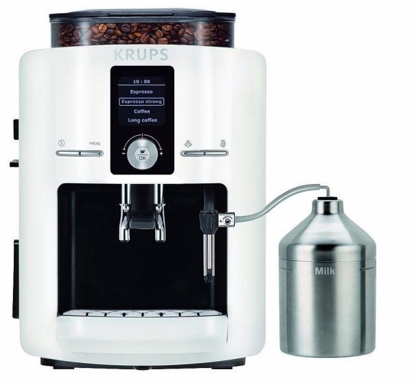 [Saturn] Krups EA 8245 Espresso-Kaffee-Vollautomat für 299€