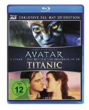 [mediamarkt.de] Avatar & Titanic im Doppelpack als Blu-ray 3D (Abholpreis in Filale: 19,90€)