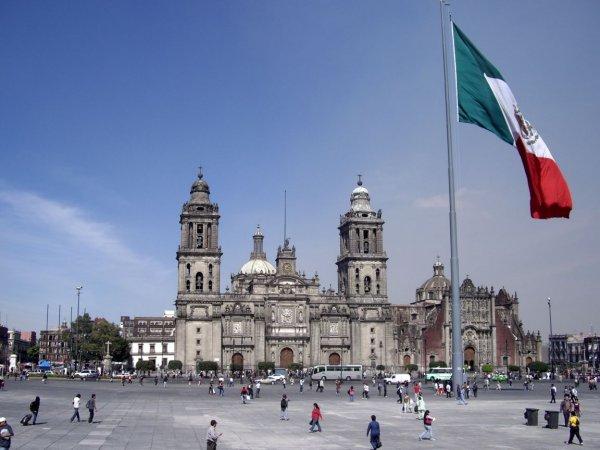 Flug: Airfrance - Wild am Mittwoch - Flüge nach Mexico City 549 € * nur heute buchbar