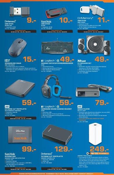 SSD Sandisk Ultra Plus 256 GB Saturn Shop 100,99€ oder lokal Saturn Esslingen 99€