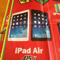 iPad Air 16GB WIFI [MEDIA MARKT LÜNEBURG]