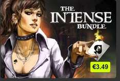 Bundlestars -  The Intense Bundle - 10 Steamkeys - 3,49 €