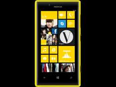 Nokia Lumia 720 gelb @ Saturn Latenight Shopping für 159 €