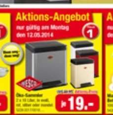WESCO Öko-Sammler am 12.05. @ Möbel Hardeck für 19€, idealo 29,06 € [lokal]