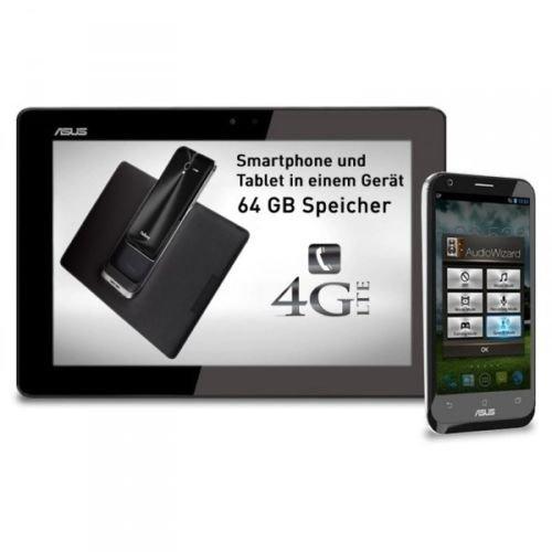 """Asus PadFone 2 mit LTE / NFC / 64GB inkl 10.1""""-Tablet Schwarz und Weiß"""