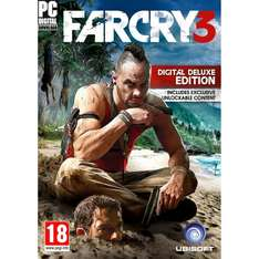 Far Cry 3 Deluxe Edition [Uplay] für 6€ @Amazon.co.uk