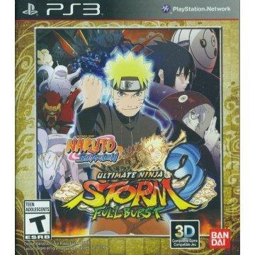 Naruto Shippuden: Ultimate Ninja Storm 3 Full Burst (PS3) und Yaiba: Ninja Gaiden Z (Special Edition) (360/PS3) für je 21,53€ @Play Asia