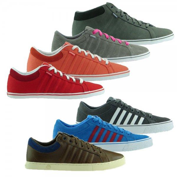 K-Swiss Sneaker verschiedene Farben Gr. 35 - 47 33.99€ @Ebay