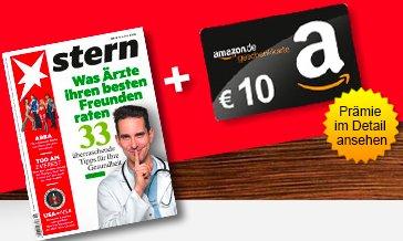 Stern 6x für 14,70€ + 10€ Amazon oder z.B. Kopfhörer