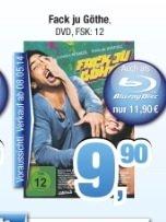 @ Expert Bening Fack ju Göhte DVD 9,90€ & Blu Ray 11,90€
