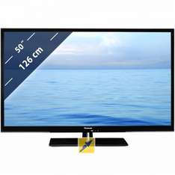 Panasonic TX-L50B6 (50 Zoll, EEK A+ DVB-T, DVB-C, Full HD, CI+ Schwarz) für 444€@TechnikDirekt