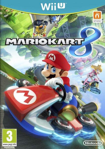 Mario Kart 8 Wii U bei Voelkner für 46,49€ mit Gutschein und Sofortüberweisung