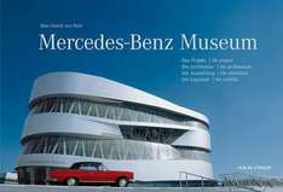 Das Mercedes-Benz Museum wird 8! Eintritt frei am Museumsgeburtstag 25.Mai