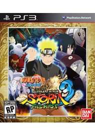 Naruto Ultimate Ninja Storm 3: Full Burst / ICO & Shadow of the Colossus Collection / Jak & Dexter Collection - (US Version) für je 18,08€ inkl. Versand