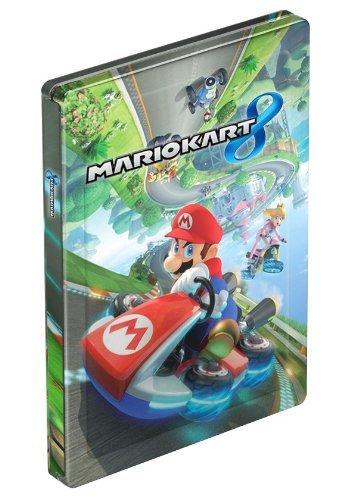 Mario Kart 8 im Steelbook bei Amazon für 59,99€ vorbestellen