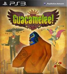 Guacamelee! - PS3 + PS Vita[Digital Code] für 3,60€ @Amazon.com