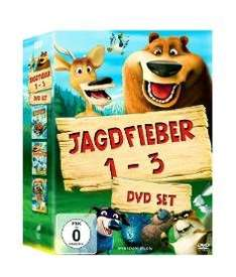 Jagdfieber 1-3 [DVD] ab 9,99€ @Media Markt