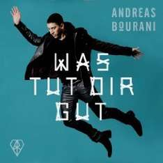 Amazon gratis MP3: Andreas Bourani - Was tut dir gut
