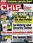 Ab Mitternacht - 3 Ausgaben CHIP mit DVD kostenlos!