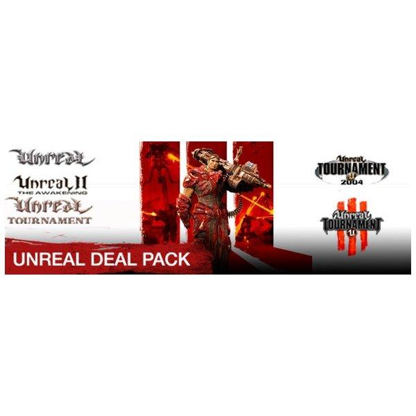 [Steam] Unreal Deal Pack für nur 14,95 statt 39,99 bei Steam