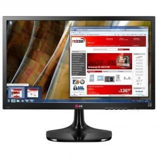 LG 23M45H LED TN (TFT 60,94cm(23'') / 5.000.000:1 / 5ms) mit HDMI, ohne Lautsprecher, statt 139 (Idealo) zu 104,90 bei redcoon