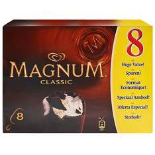 (Marktkauf) ab 12.05. 8er Pack Magnum ( 880 ml )  für 2,49 Euro!