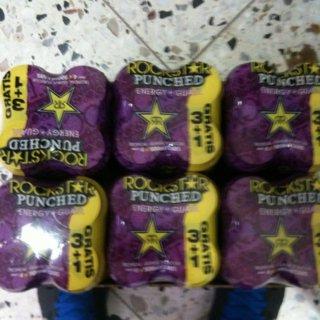 """Rockstar """"Energy+Guave"""" für 0,80€ pro 4er-Pack"""