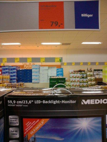 """[Lokal Bocholt] Medion 23,6"""" LED Monitor"""