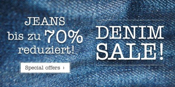 Mustang Jeans wieder bis 70% reduziert und 20% auf Damenkollektion zwecks Muttertag