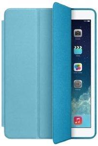 Apple Leder Smart Case for iPad Air- Blue 42 Euro @ amazon.co.uk