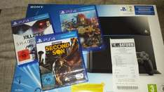 PS4 Bundle Saturn Berlin Alexander Platz