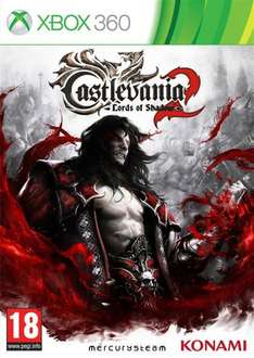 Castlevania Lords of Shadow 2 (Xbox 360) für 21,88 € inkl. Vsk.