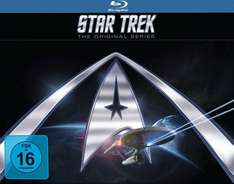 Star Trek: Raumschiff Enterprise - Die komplette Serie - Staffel 1-3 [BLU-RAY] the original Import