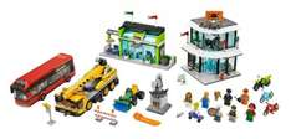LEGO City Stadtzentrum 60026 für 80,99€ @ Galeria Kaufhof