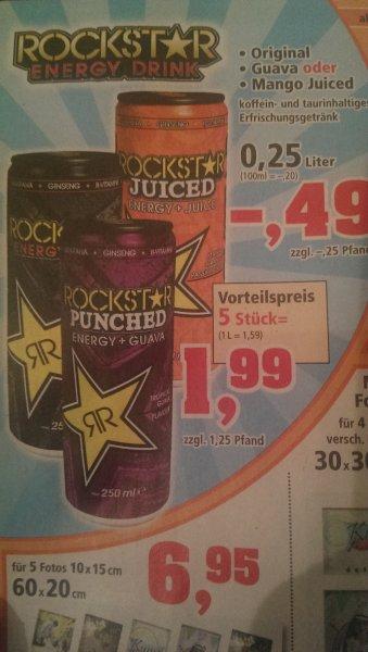 [Bundesweit?] 5 x Rockstar 1,99 €