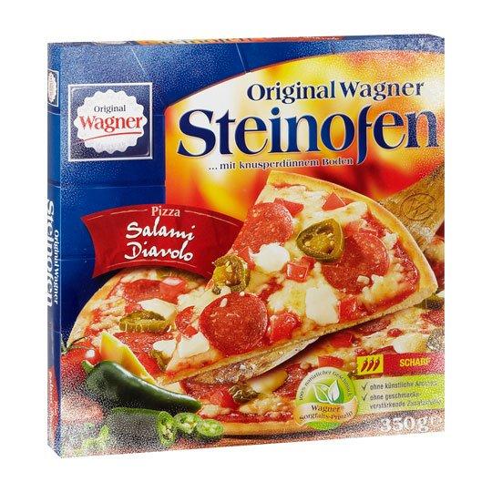 [Treff3000] Original Wagner Steinofen Pizza/Flammkuchen