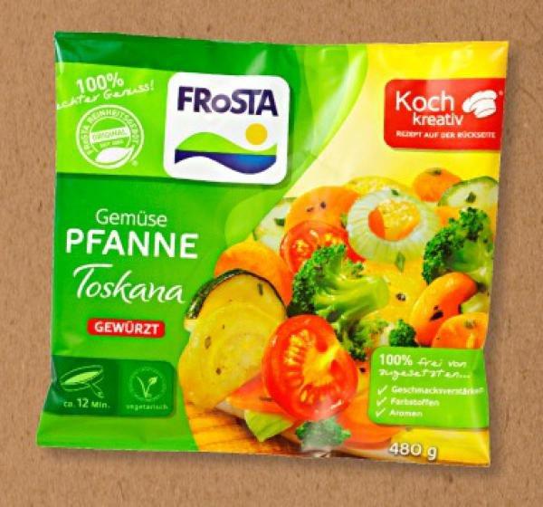 [EDEKA NORD] Frosta Gemüse Mix/Pfanne 0,99€ durch Coupon + Scondoo