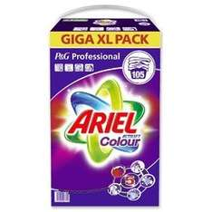 [jawoll.de] Ariel Professional Color & Style (105 WL) Waschpulver