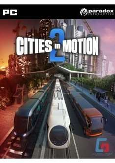 Cities in Motion 2 Steamkey 4,49 € [gk4me]