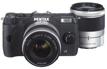 Pentax Q10 Systemkamera inkl. 5-15mm Objektiv für 201€ @Amazon.co.uk