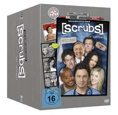 Scrubs Komplettbox Staffel 1-9 @Amazon