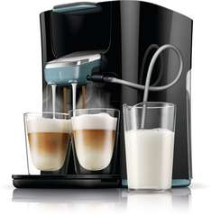 Philips Senseo HD7855/60 Latte Duo-Kaffeepadmaschine @Amazon Blitzdeal