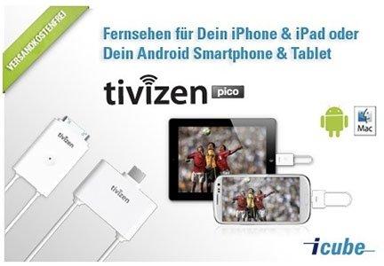 DVB-T TV-Stick iCube Tivizen Pico 2  (CONRAD)