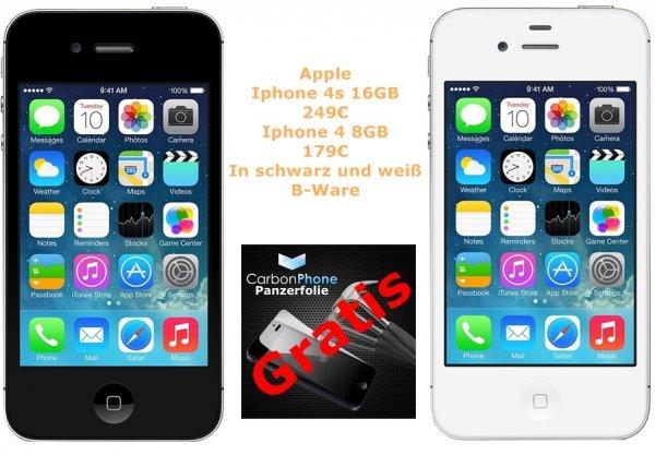 Apple Iphone 4und 4s