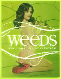 Weeds: Complete Collection (Blu-ray + UV Digital Copy) (OT) für 51,40€ @Amazon.com