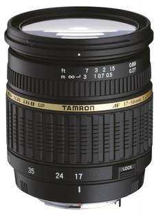 Tamron AF 17-50mm 2,8 [SONY] - nur 249,95 (Amazon)