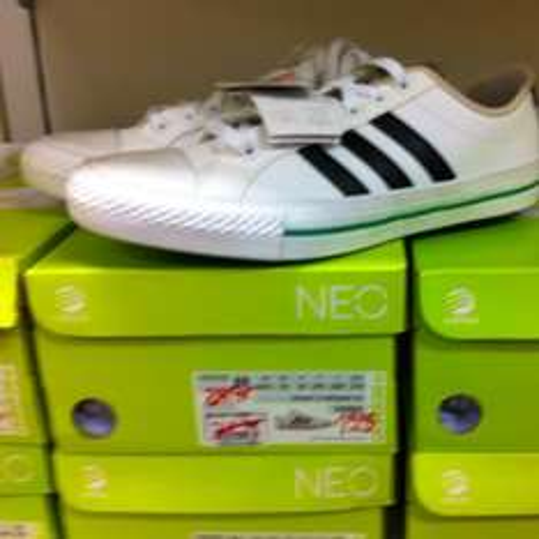 Adidas Neo Herren Sneaker 3 Stripes und Damen Sneaker Court für 19,95€ im Galeria Kaufhof STGT [lokal]