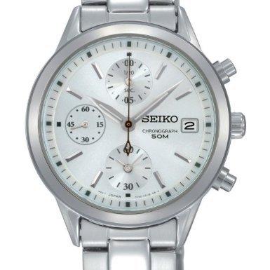 Seiko Quarz Damen-Armbanduhr Chronograph SNDY35P1 für 89,70 inkl. Versand @Amazon.es